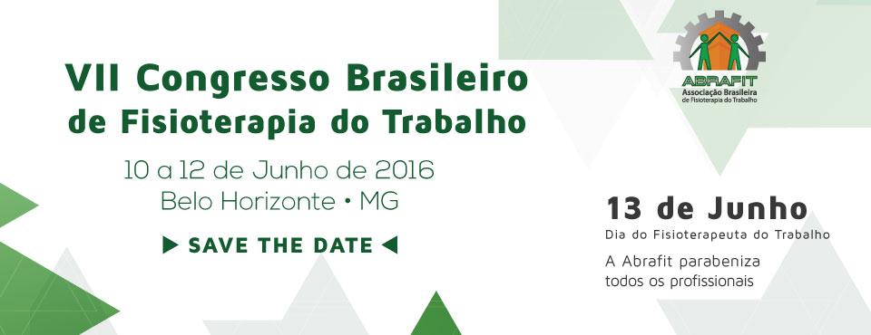 0e82796d95 CREFITO 15 participa do VII Congresso Brasileiro de Fisioterapia do Trabalho